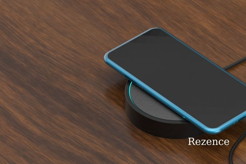 The wireless charger will not harm your phone battery life